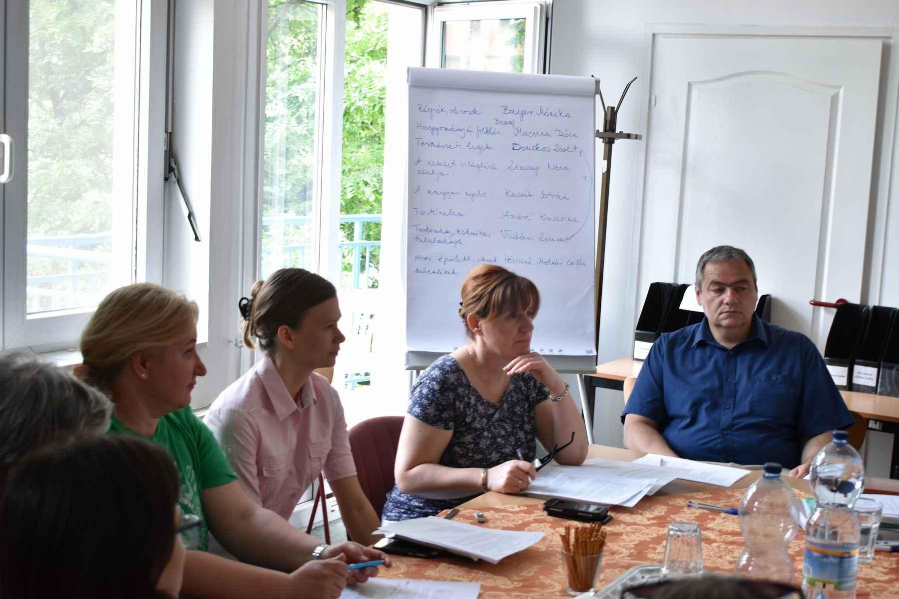 Wizyta przygotowawcza w Budapeszcie